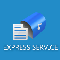 International door to door express service, as well as online shipment tracking service